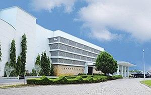 Lagos Business School - Lagos Business School's Facade 1