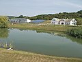 Lake, Bodri Winery Complex in Faluhely Valley, 2016 Szekszard.jpg