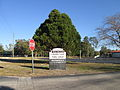 Lake City FL Jan2014 West Library Sign.JPG