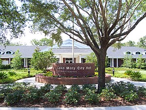 Lake Mary, Florida - Lake Mary City Hall