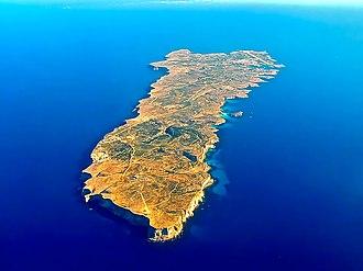 Malta Protectorate - Lampedusa
