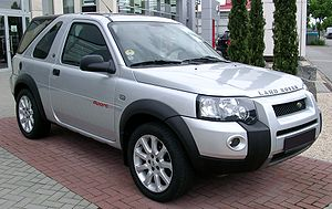 Land Rover Freelander - Facelift Freelander Sport 3-door