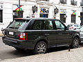 Land Rover Range Rover Sport HSE 2008 (14994552445).jpg
