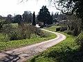 Lane approaching Blackheath Farm - geograph.org.uk - 1223014.jpg