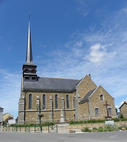 photo de eglise Saint Pierre et Saint Paul