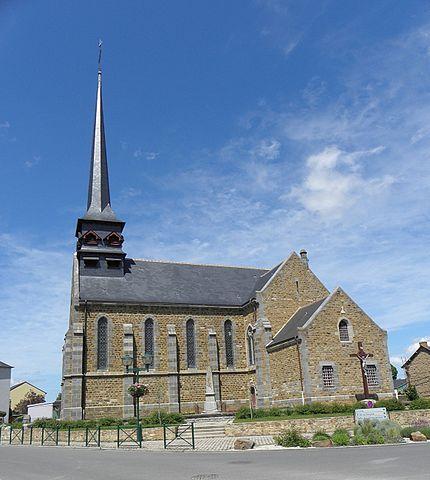 photo de eglise Saint Pierre et Saint Paul