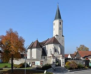 Langau - Parish church