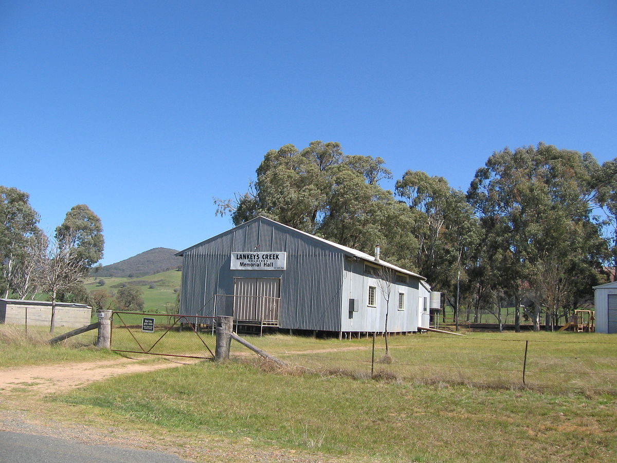 Lankeys Creek, New South Wales