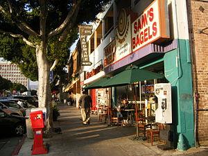 Larchmont, Los Angeles