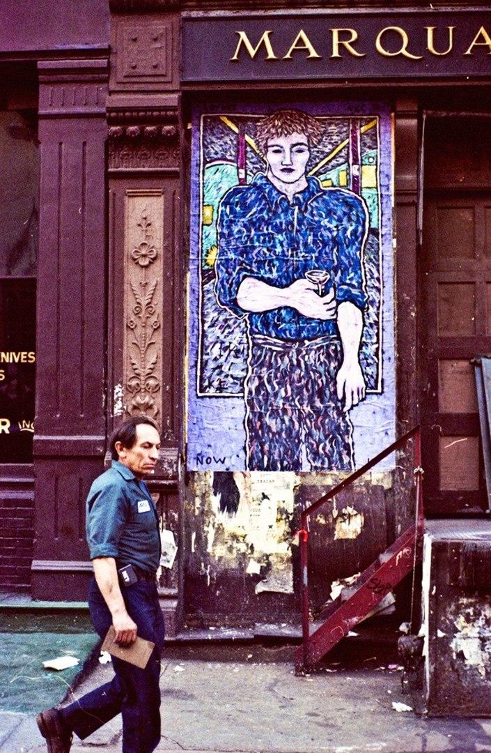 Larmee Street Art NYC 1985