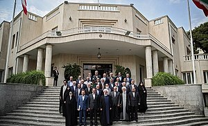Last photo of President Rouhani's first cabinet 02.jpg
