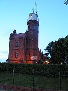 Latarnia Morska w Ustce - lipiec 2011 (4).jpg
