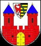 Das Wappen von Lauenburg/ Elbe