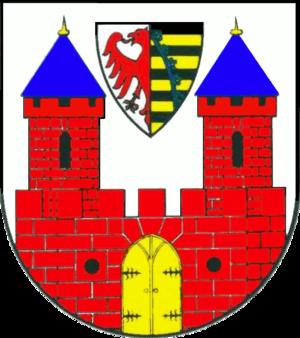 Lauenburg (Elbe) - Image: Lauenburg Elbe Wappen