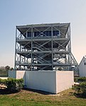 Launch Complex 39 Observation Gantry - Kennedy Space Center - Cape Canaveral, Florida - DSC02639.jpg