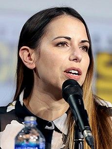 Laura Bailey (voice actress) American voice actress