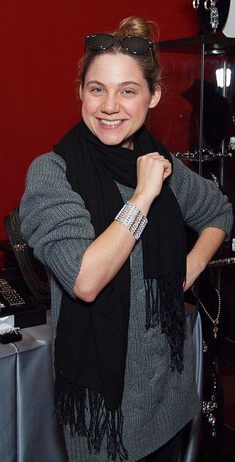 Lauren Collins - Collins in November 2010