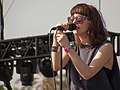 Lauren Mayberry - Chvrches at Coachella 2014.jpg