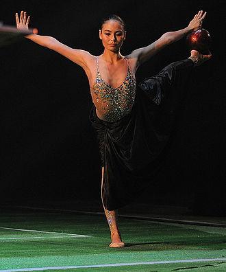 Lyasan Utiasheva - Utiasheva in a gala show