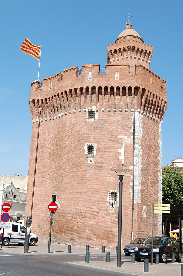 Monument historique à Perpignan
