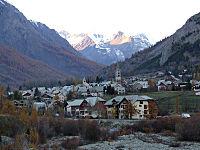 Le Monêtier-les-Bains commune des Hautes-Alpes faisant partie de la station de Serre Chevalier.jpg