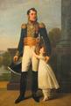 Le général Solignac et sa fille Caroline.png
