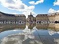 Le miroir d'eau à Bordeaux en septembre 2017.jpg