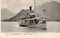 Le vapeur France Lac d'Annecy 1910.jpg