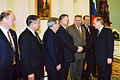 Leaders of the State Duma Factions 5 January 2000.jpg
