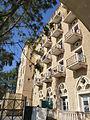 Ledra Palace - balconies.JPG