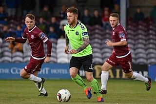 Lee Lynch (footballer) Irish association footballer