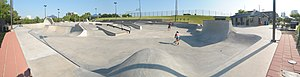 Lee and Joe Jamail Skatepark - Lee and Joe Jamail Skatepark
