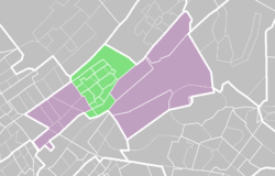 Location in Leidschendam-Voorburg