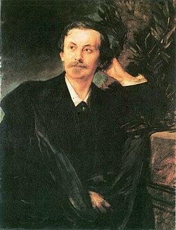 Lenbach Adolf Friedrich von Schack