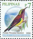 Leptocoma sperata 2009 stamp of the Philippines.jpg