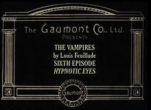 Episode 6: Hypnotic Eyes (1916)