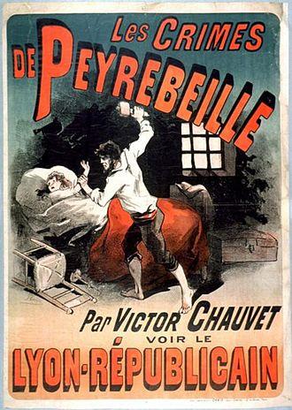 l'Auberge Rouge 330px-Les_crimes_de_Peyrebeille_Lithographie_de_1885_%28Fonds_Biblioth%C3%A8que_Nationale%29