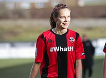 Lewes FC Women 0 London Bees 2 27 01 2019-1094 (33041611278).jpg