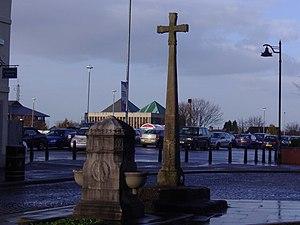 Leyland, Lancashire - Image: Leyland Cross