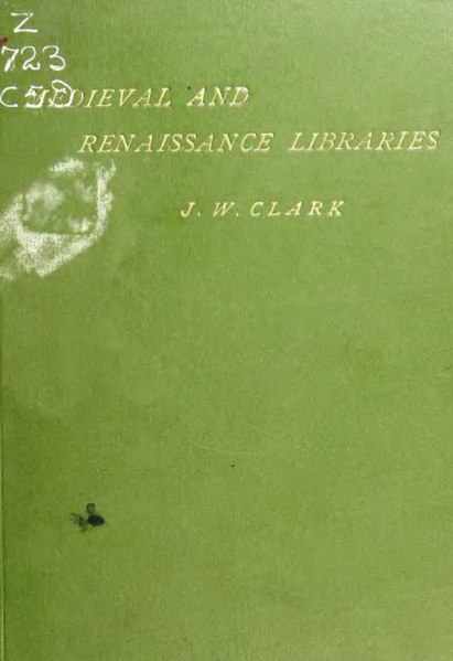 File:Libraries in the Medieval and Renaissance Periods.djvu