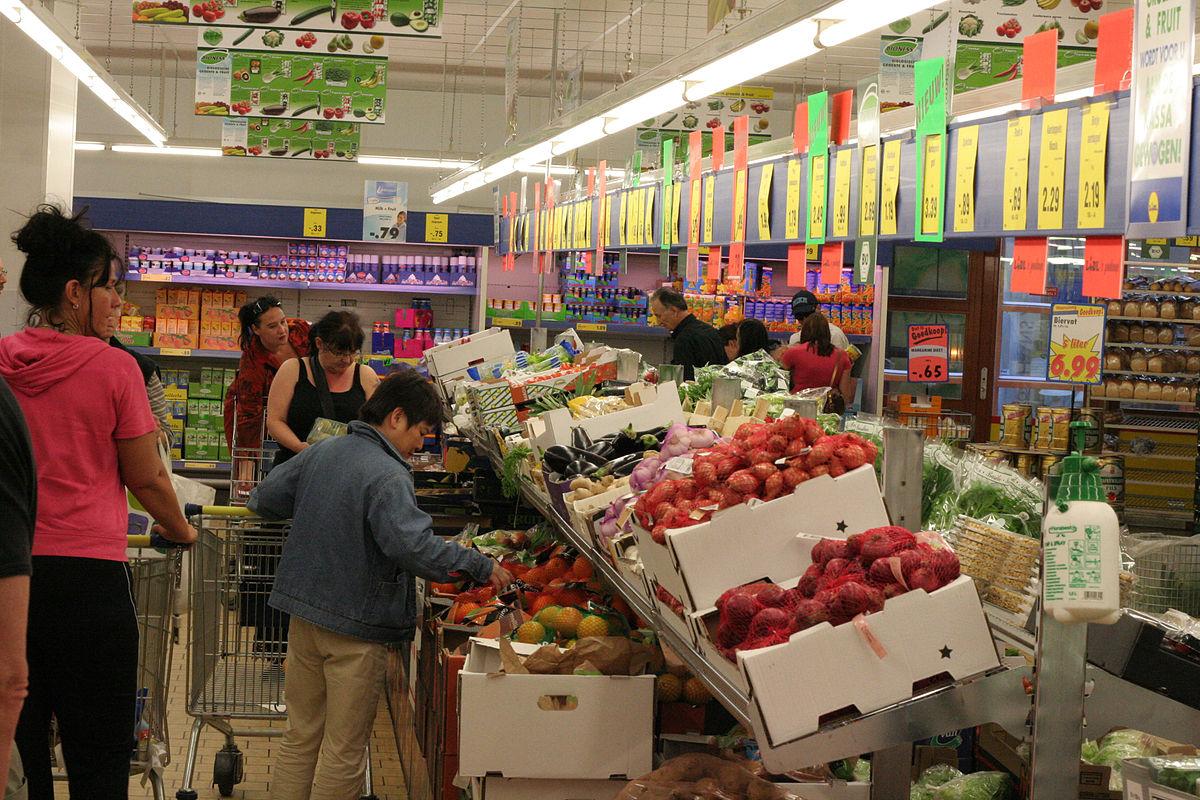 Tienda de descuento wikipedia la enciclopedia libre for Decoracion de supermercados