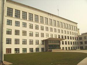 Akademija, Kaunas - Aleksandras Stulginskis University