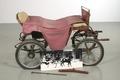 Lindes ponnyvagn, m tillbehör samt äldre foto - Livrustkammaren - 22465.tif