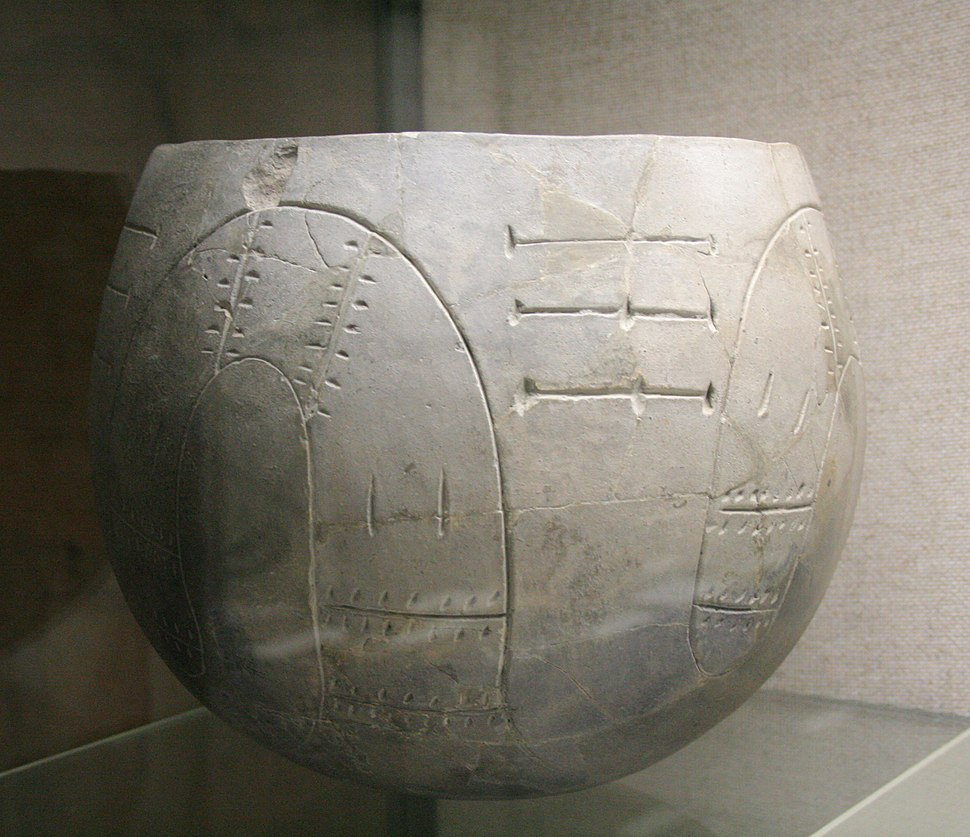 Linear Pottery 001