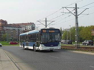 Solaris Urbino 12 - Solaris Urbino 12 in Kraków
