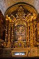 Lisboa-Igreja de São Roque-Altar e retábulo de Nostra Senhora da Piédade-20140917.jpg