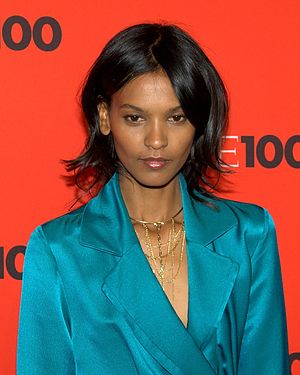 Liya Kebede - Kebede at the 2010 Time 100 Gala.