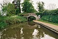 Llangollen Canal - Red Bridge, Ellesmere - geograph.org.uk - 129857.jpg