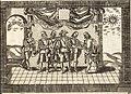 Llanto del occidente en el ocaso del mas claro sol de las Españas - funebres demostraciones, que hizo, pyra real, que erigio en las exequias del rey N. Señor D. Felipe IIII. el Grande (1666) (14769569965).jpg