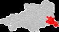Localisation EPCI des Albères et de la côte vermeille dans les Pyrénées-Orientales 2016.png